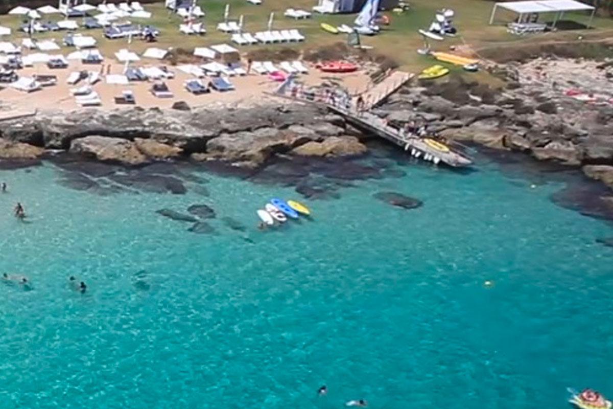 eventi in riva al mare